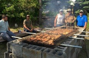 chicken bbq, ompumc