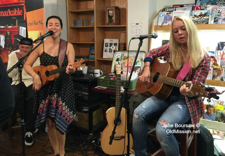 """Charles Lakritz, Miriam Younce and Missy Zenker at the """"No Gray Twilights"""" Book Launch Party at Horizon Books 