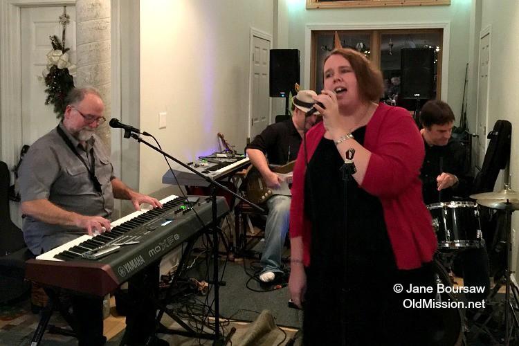 Jankowski House Party 2015: Amanda Olin | Jane Boursaw Photo