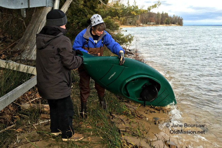 The Great Christmas Eve Kayak Rescue | Jane Boursaw Photo