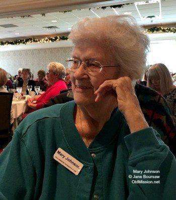 Mary Johnson, December 2015 | Jane Boursaw Photo