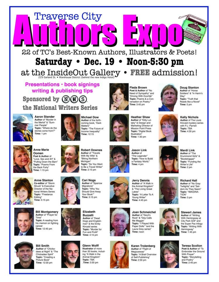 TC Authors Expo