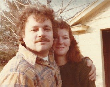 Tim and Jane Boursaw, circa 1982 | Mary Johnson Photo