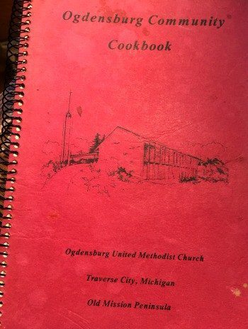 ogdensburg cookbook 1982
