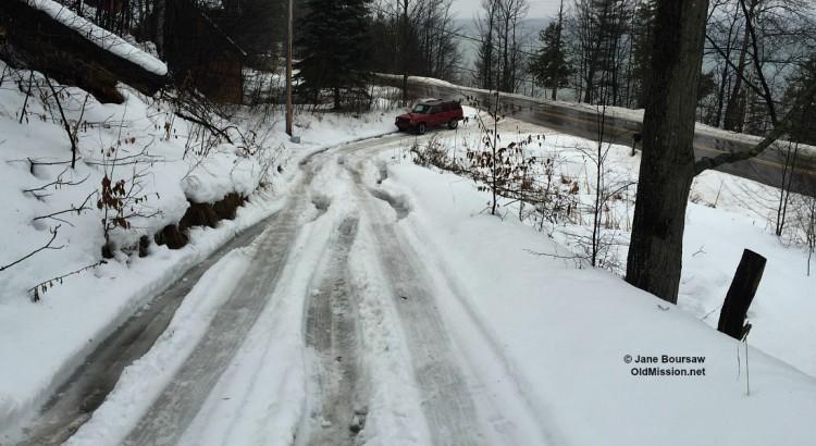 Photo of the Day: Jan. 31, 2016 – Jane's Impassable Driveway