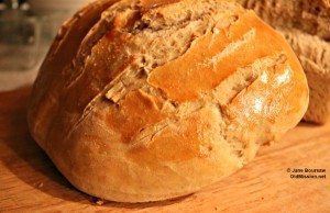 Sourdough Bread | Jane Boursaw Photo