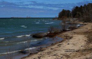 West Bay, Lighthouse Beach, Master Plan, shoreline
