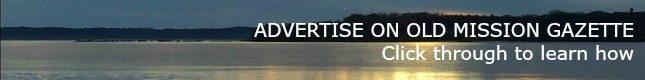 Old Mission Gazette, Advertising