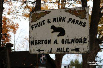 Mert Gilmore, Mink Farm, Lardie