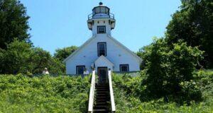 Park, Mission Point Lighthouse, Park Commission