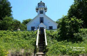 Park, Mission Point Lighthouse, Park Commission, Lighthouse, Lighthouse Park