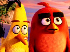 New Movies, Angry Birds