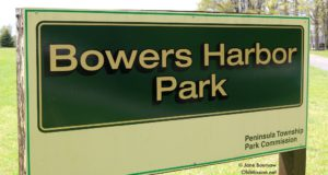 Bowers Harbor, Bowers Harbor Park