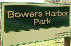 pickleball, Bowers Harbor, Bowers Harbor Park