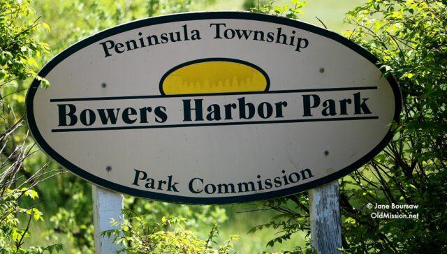 park commission, Bowers Harbor, Bowers Harbor Park