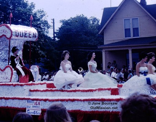 National Cherry Festival 1961
