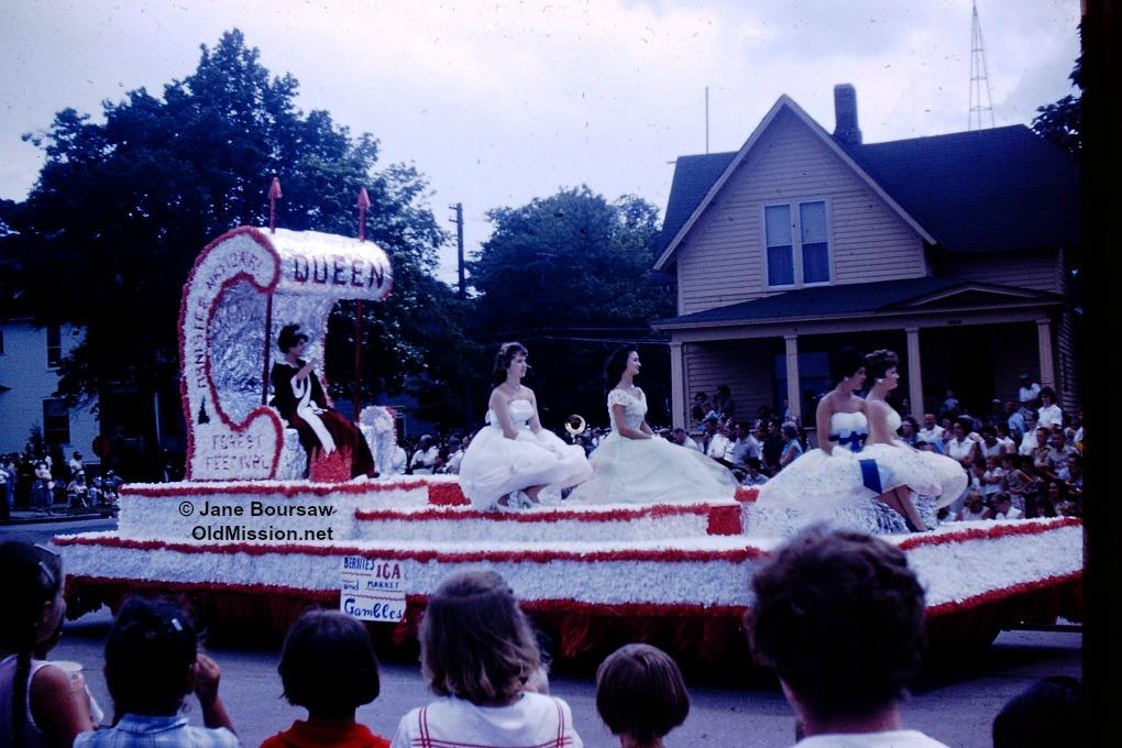 Cherry Festival 1961