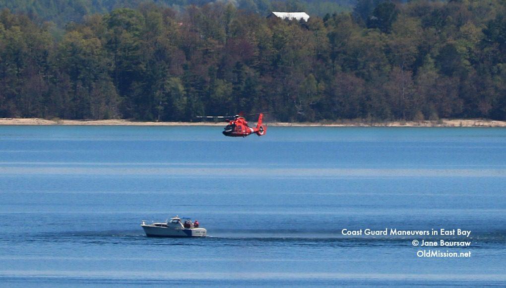 Coast Guard, East Bay