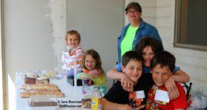 Kids JAM, Houlberg family, ompumc