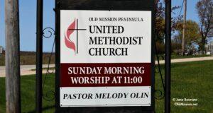 OMPUMC, Old Mission Peninsula United Methodist Church, thanksgiving