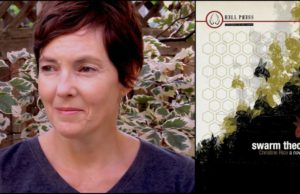 Michigan Author, Christine Rice, Swarm Theory