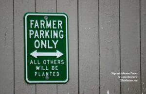 Farmers, farmer, Johnson Farms