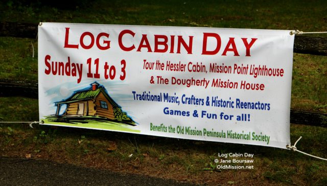 Log Cabin, Log Cabin Day