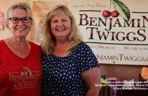 Benjamin Twiggs, National Cherry Festival
