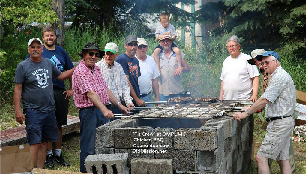 Chicken BBQ, OMPUMC, Chicken