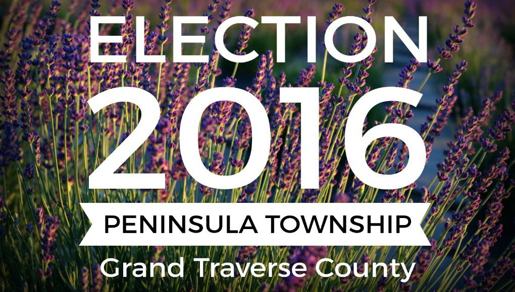 Election, peninsula township, grand traverse county