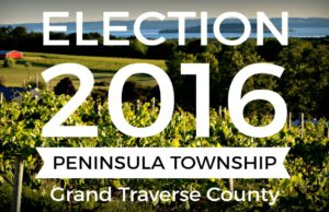 Election, peninsula township