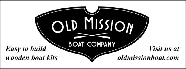 Old Mission Boat Company, old mission, old mission peninsula, wooden boats