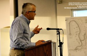 the 81, public hearing, james komendera, peninsula township, development