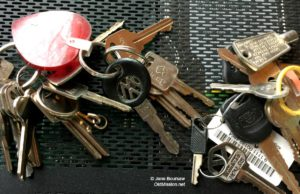 Keys, jane's world