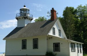 Mission Point Lighthouse, OMP Historical Society, Lighthouse