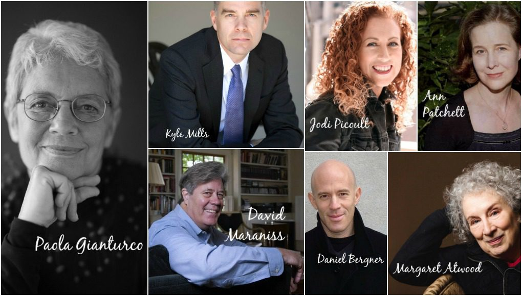 National Writers Series Fall 2016