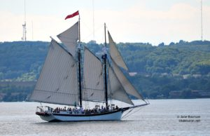 manitou, tall ships, west bay, moomers