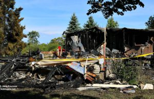 fire, center road, island view road, peninsula township fire department