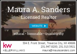 Maura Sanders, Licensed Realtor