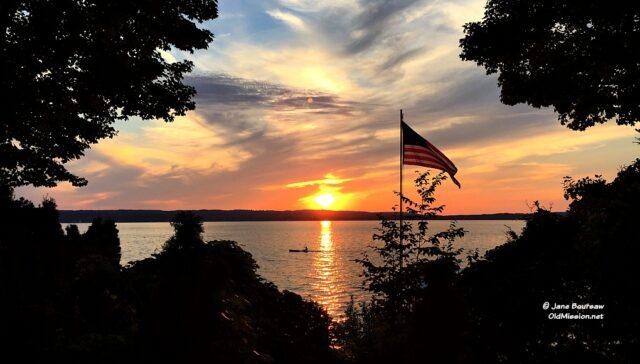west bay, sunset, peninsula drive
