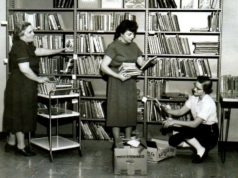 peninsula community library, omps, clarissa boursaw, deni hooper, virginia hubbell