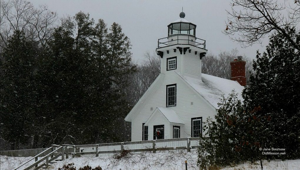 mission point lighthouse, charitable giving, old mission peninsula
