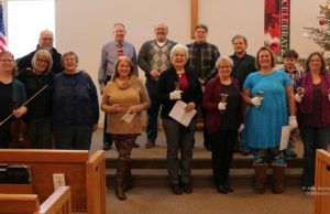 ompumc, church choir, michele zebell, al jankowski, christmas