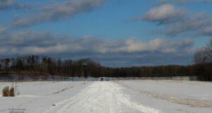 brinkman road, woodland road, old mission peninsula