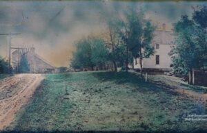 johnson farms, edgecomb, barn, barns of old mission peninsula