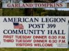 american legion, community dinner, old mission american legion post 399, pig roast, old mission, old mission michigan, old mission peninsula, old mission news, old mission gazette