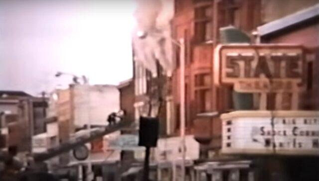 traverse city, history, 1963, elks club, fire
