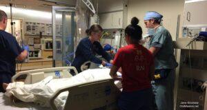 aneurysm, tim boursaw, university of michigan hospital
