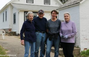 mission point lighthouse, lighthouse keeper program, ginger schultz, helen blythe, john blythe