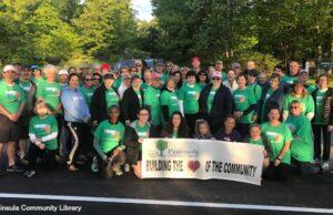 pcl, library, peninsula community library, bayshore marathon